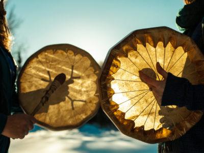 Šamanův buben