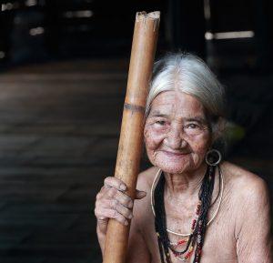 indianska babicka