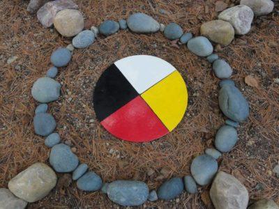 Přehled: Posvátný kruh síly Medicine Wheel I