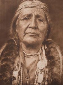 Indianska zena