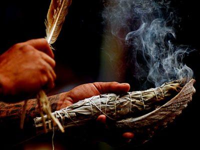 Šamanské léčení – Extrakční léčba
