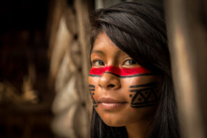 indiansky chlapec